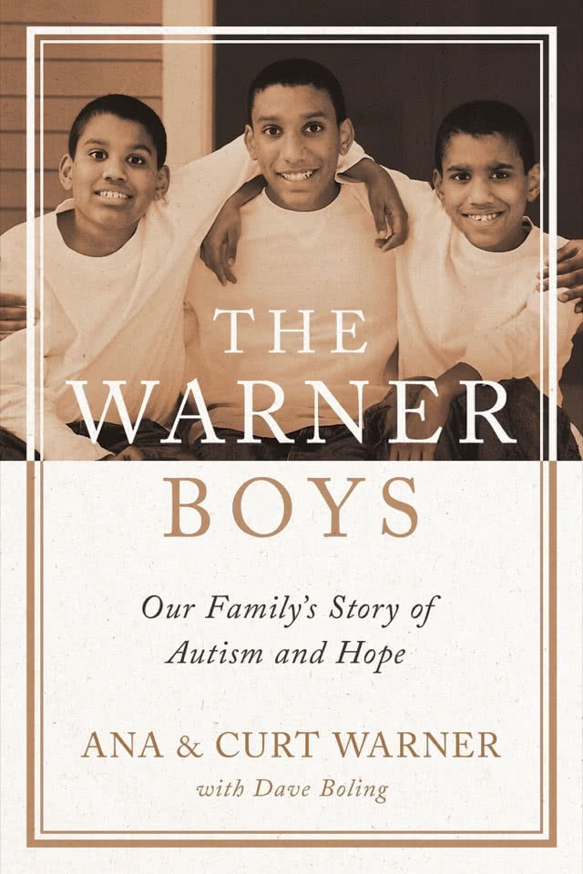 Book cover for The Warner Boys