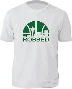 Robbed t-shirt